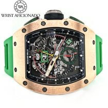 Richard Mille RM 011 RM11-01 2017 pre-owned