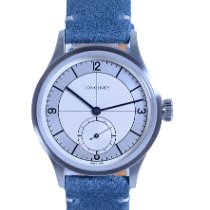 Longines Heritage neu 2020 Automatik Uhr mit Original-Box und Original-Papieren L28284732