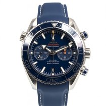 Omega 232.92.46.51.03.001 Titane 2016 Seamaster Planet Ocean Chronograph 45.5mm occasion