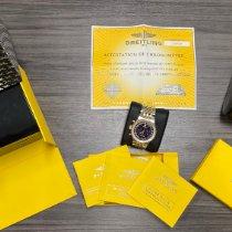 Breitling Montbrillant Légende Gold/Steel 48mm Black United States of America, South Carolina, Mauldin