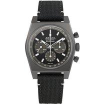 Zenith Titanium Chronograph Black 37mm new El Primero Chronomaster
