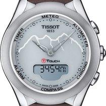 Tissot Sailing-Touch T075.220.16.011.10 Nuevo Acero 39mm Cuarzo