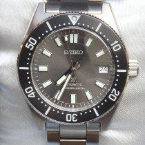 Seiko Prospex Acier 40.5mm Gris Sans chiffres