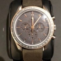 Omega Speedmaster Professional Moonwatch Titanium 42mm Grey No numerals United Kingdom, Windsor