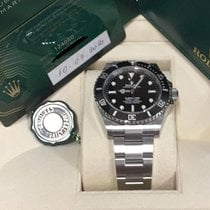 Rolex Submariner (No Date) Steel 41mm Black No numerals United States of America, New York, New York