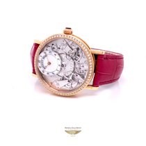 Breguet Tradition Rose gold 37mm Mother of pearl Arabic numerals United States of America, California, Beverly Hills