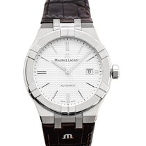 Maurice Lacroix AI6008-SS001-130-1 Steel AIKON 42mm new