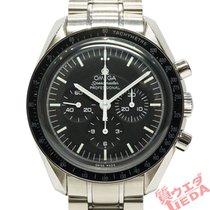Omega Acero Cuerda manual Negro 42mm usados Speedmaster Professional Moonwatch