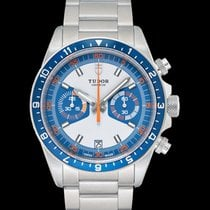 Tudor Heritage Chrono Blue Steel 42mm Blue United States of America, California, Burlingame