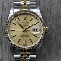 Rolex Gold/Steel 36mm Automatic 16233 pre-owned Australia, Keysborough