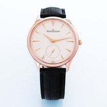 Jaeger-LeCoultre Rose gold 38.5mm Automatic 1272510 pre-owned