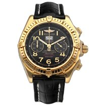 Breitling Crosswind Special Yellow gold 44mm Black Arabic numerals United States of America, Florida, Sarasota