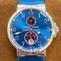 Ulysse Nardin Marine Chronometer 41mm 263-66-3/623 pre-owned