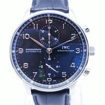 IWC Portuguese Chronograph IW371438 usados