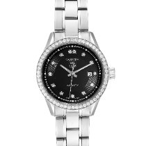 TAG Heuer Carrera Lady Steel 27mm Black United States of America, Georgia, Atlanta