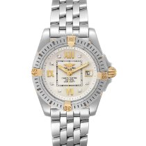 Breitling Cockpit Lady Gold/Steel 31.8mm Silver United States of America, Georgia, Atlanta