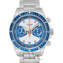 Tudor Heritage Chrono Blue new 2020 Automatic Watch with original box and original papers 70330B-0004
