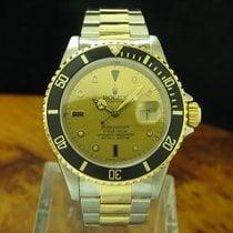 Rolex Submariner Date 40mm Or