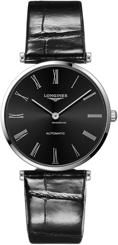 Longines La Grande Classique L4.908.4.51.2 L49084512 2021 new