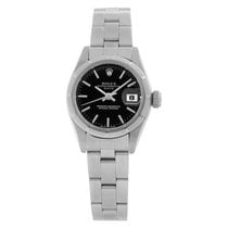Rolex Oyster Perpetual Lady Date Steel 26mm Black No numerals United States of America, Florida, Surfside