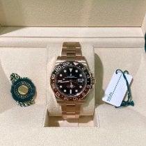 Rolex 126715 Pозовое золото 2020 GMT-Master II 40mm новые