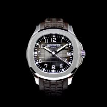 Patek Philippe 5167A-001 Steel 2017 Aquanaut 40mm pre-owned