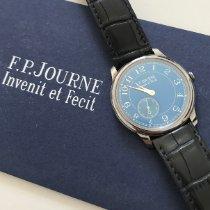 F.P.Journe Chronometre Bleu Rare Full Set Tantalum 2011 Souveraine 39mm pre-owned