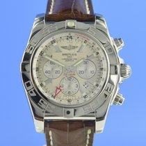 Breitling Chronomat GMT Stahl 47mm Silber Deutschland, Berlin
