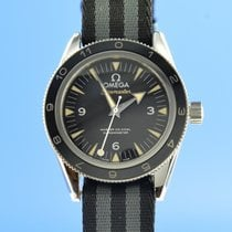 Omega 23332412101001 Steel 2016 Seamaster 300 41mm pre-owned