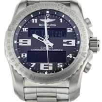 Breitling Cockpit B50 Titanium 46mm Black
