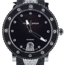 Ulysse Nardin Lady Diver Starry Night Steel 40mm Black United States of America, Illinois, BUFFALO GROVE