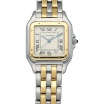 Cartier Panthère Steel 27mm White United States of America, New York, New York