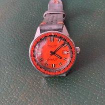 Philip Watch Caribe Steel 40mm Orange