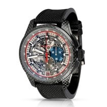 Zenith El Primero Lightweight Carbon 45mm Grey United States of America, New York, New York