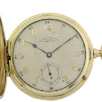 Glashütte Original Yellow gold Manual winding pre-owned