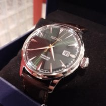 Seiko Steel 40.5mm Automatic SRPD37J1 new Indonesia, Bandung