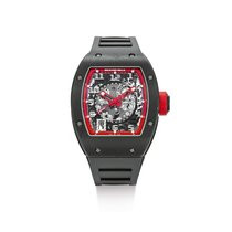 Richard Mille RM 010 Titanium Transparent United States of America, New York, New York