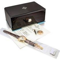 Patek Philippe Rose gold Chronograph Silver Perpetual Calendar Chronograph