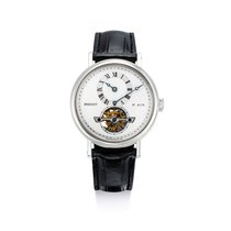 Breguet Classique Complications Platinum Silver United States of America, New York, New York