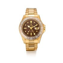 Rolex Yellow gold 1992 GMT-Master United States of America, New York, New York