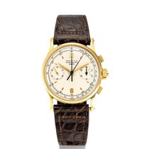 Patek Philippe Chronograph Oro amarillo Plata
