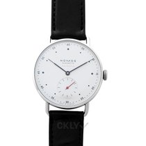 NOMOS Steel 35mm Automatic 1104 new