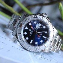 Rolex Yacht-Master 40 nuevo 2020 Automático Reloj con estuche y documentos originales 126622 blue