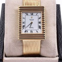 Rolex Cellini Желтое золото 30mm