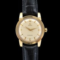 Omega Seamaster Or/Acier 34mm Nacre Arabes France, Paris