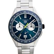 TAG Heuer Steel Quartz 45mm new Connected