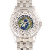 Patek Philippe World Time Platino 39.5mm