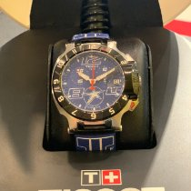 Tissot T-Race Acero Azul