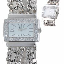 Chopard Classic White gold 28.7mm White Roman numerals United States of America, New York, Huntington