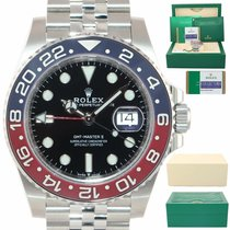 Rolex GMT-Master new Automatic Watch with original box and original papers